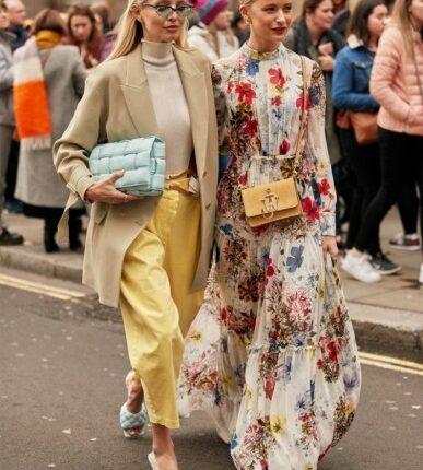Мода 2021 года: фото в женской одежде весна-лето от Эвелины Хромченко